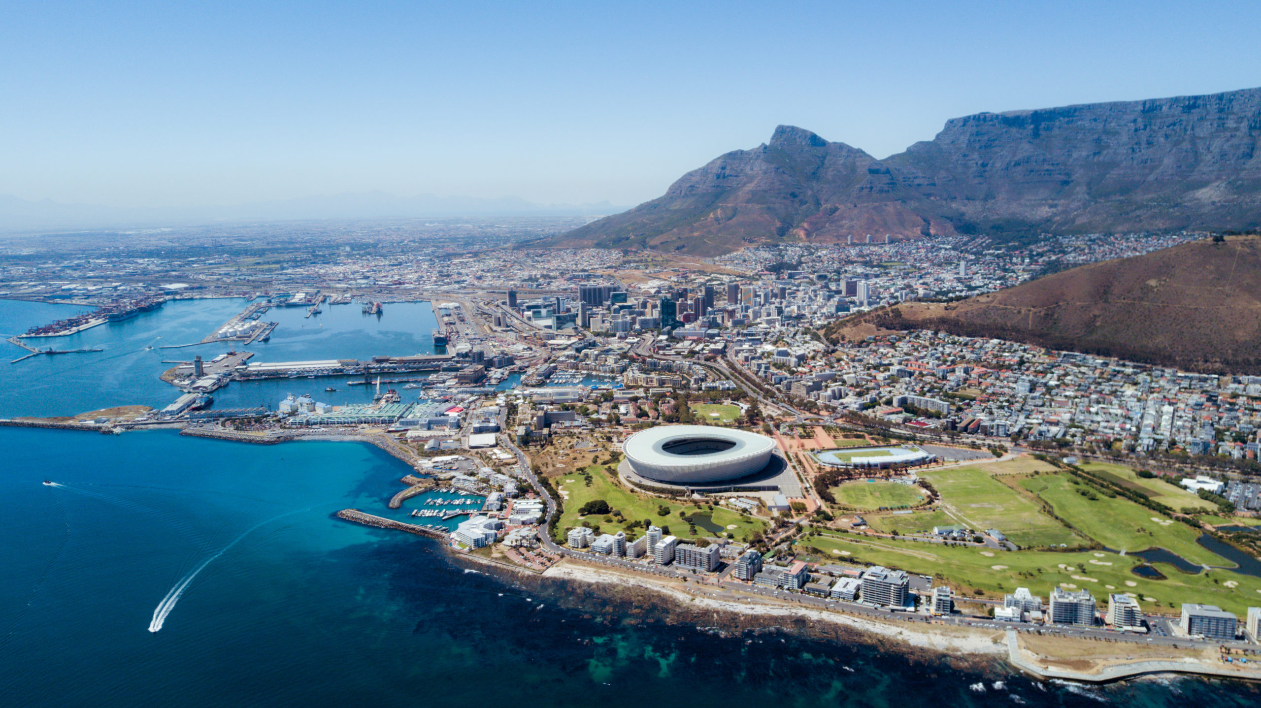 Activities in Cape Town under R50